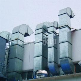 无机玻璃钢通风管