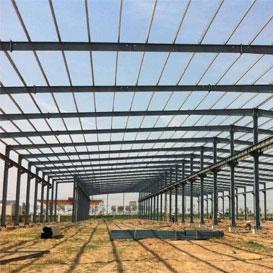 H型钢结构厂房
