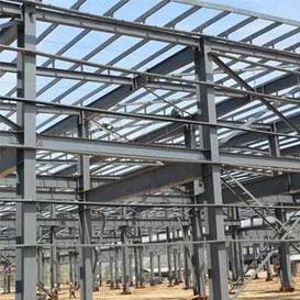 C型钢结构厂房